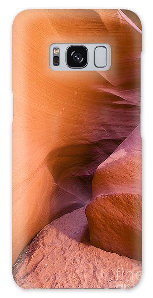 Orange Canyon Galaxy Case