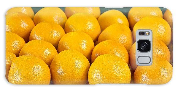 Oranges 1 Galaxy Case