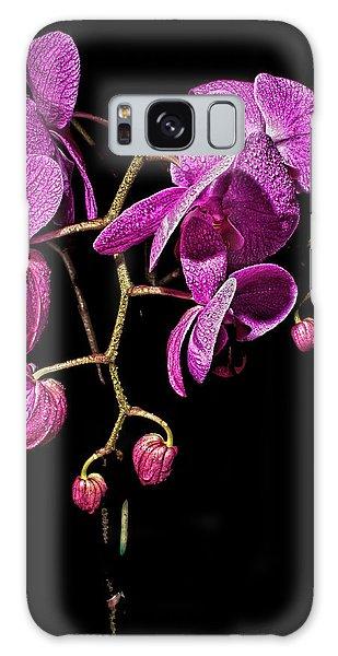 Orchid Dew Galaxy Case