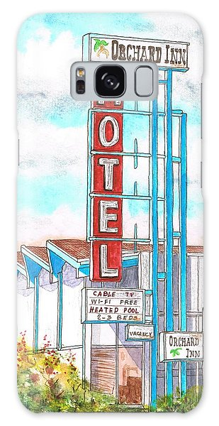 Orchard Inn Motel In Route 66 Andy Devine Ave - Kingman - Arizona Galaxy Case