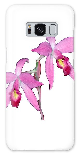 Orchid 1-1 Galaxy Case