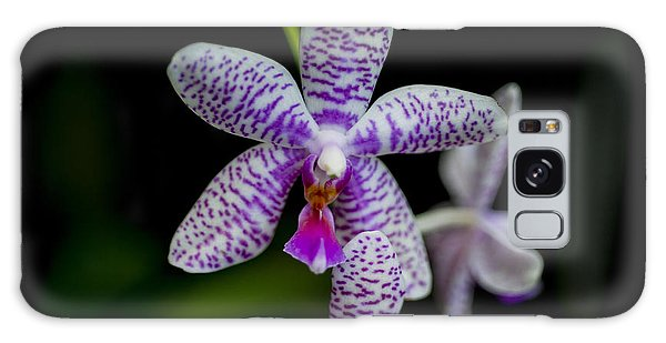 Orchid #3 Galaxy Case