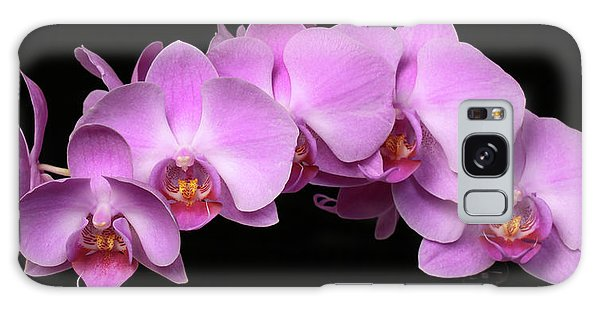 Orchid Arch Galaxy Case