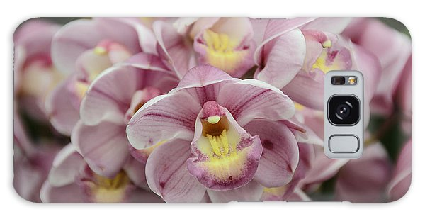 Orchid Bouquet Galaxy Case