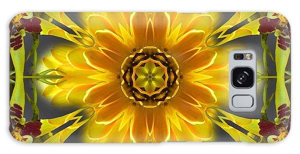 Orchid Flower Star Mandala Galaxy Case