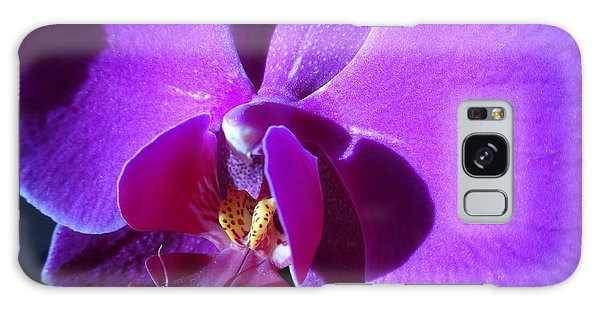 Orchid From My Valentine Galaxy Case