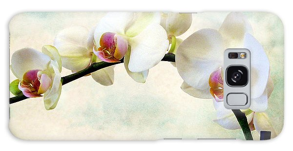 Orchid Heaven Galaxy Case