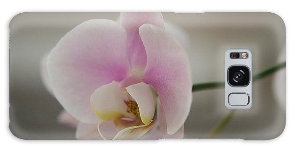 Orchid Galaxy Case by Lynn England