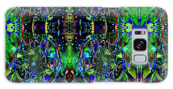 Orchid Of Eternity Galaxy Case by Robert Kernodle