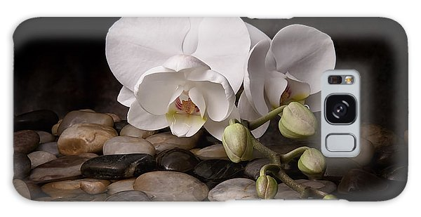 Blossoms Galaxy Case - Orchid - Sensuous Virtue by Tom Mc Nemar