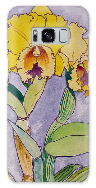 Orchid Study Galaxy Case