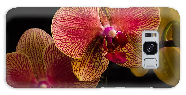Orchids Galaxy Case