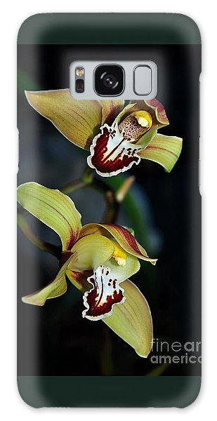 Orchids In The Evening Galaxy Case