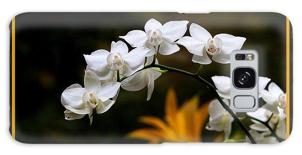 Orchids Galaxy Case by John Freidenberg