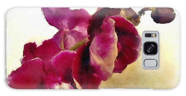 Orchids No. 5 Galaxy Case