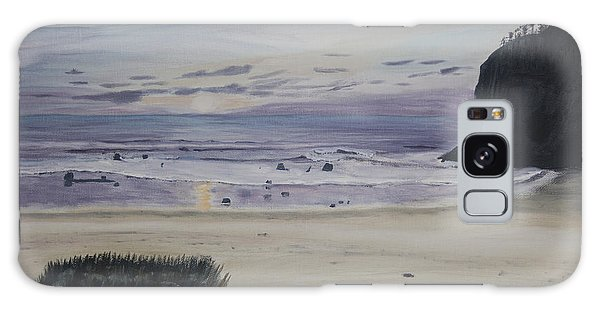 Oregon Coast Galaxy Case by Ian Donley