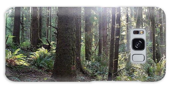 Oregon Coastal Forest Galaxy Case
