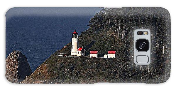 Oregon Lighthouse Galaxy Case