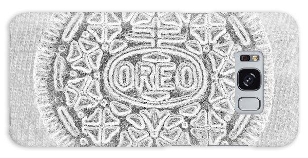 Oreo In Grey Galaxy Case by Rob Hans