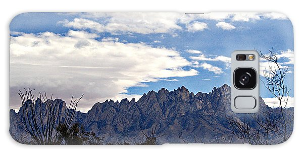 Organ Mountain Landscape Galaxy Case
