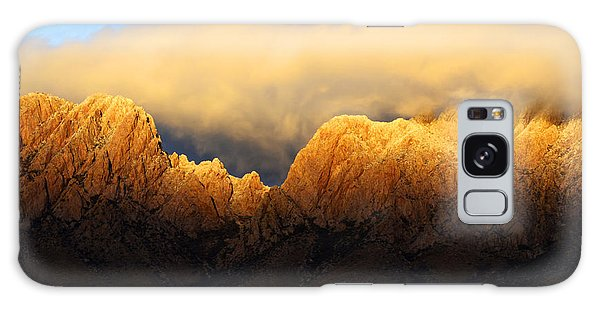 Organ Mountains Symphony Of Light Galaxy Case by Bob Christopher