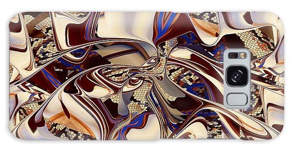 Organic Web - Fine Art Digital Abstract - Rd Galaxy Case by rd Erickson