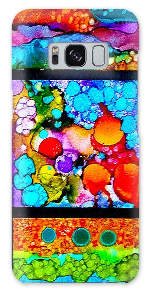 Organics Galaxy Case by Alene Sirott-Cope
