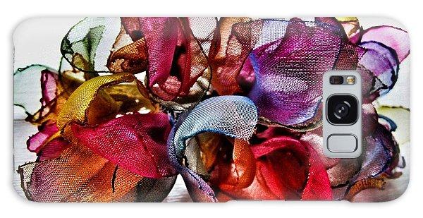 Organza Petals Galaxy Case