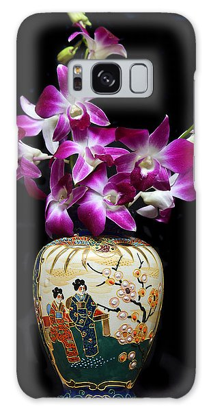 Oriental Orchids. Galaxy Case