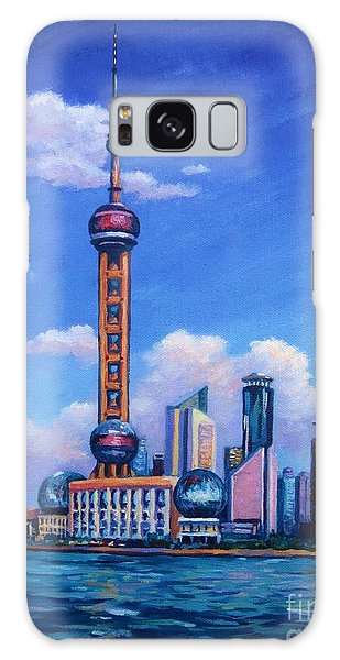Oriental Pearl Shanghai Galaxy Case