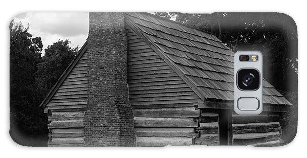 Original Cabin Of President Andrew Jackson Galaxy Case by Robert Hebert