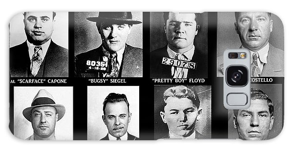 Original Gangsters - Public Enemies Galaxy Case