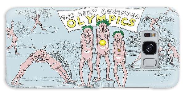 Original Olympics Galaxy Case