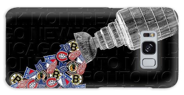 Original Six Stanley Cup 2 Galaxy Case