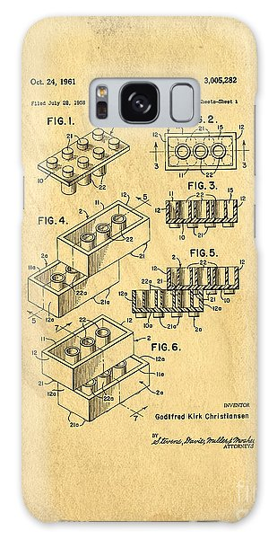 Original Us Patent For Lego Galaxy Case