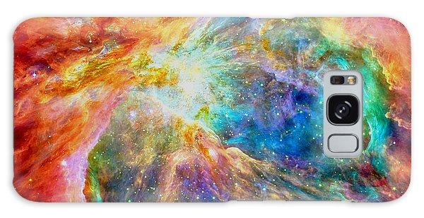 Orions Heart-where The Stars Are Born Galaxy Case