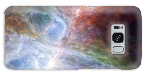 Orion's Rainbow Of Infrared Light Galaxy Case