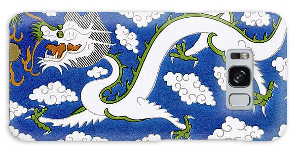 Folklore Galaxy Case - Ornamental Chinese Dragon          Date by Mary Evans Picture Library