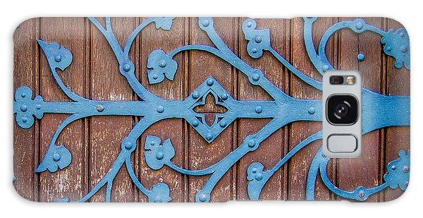 Door Galaxy Case - Ornate Church Door Hinge by Mr Doomits