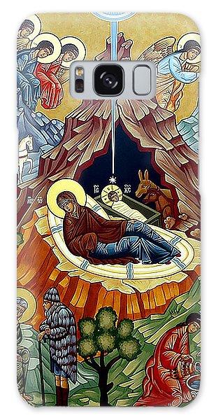 Orthodox Nativity Of Christ Galaxy Case