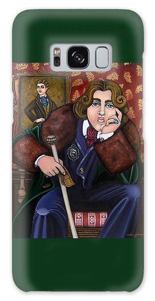 Oscar Wilde And The Picture Of Dorian Gray Galaxy Case