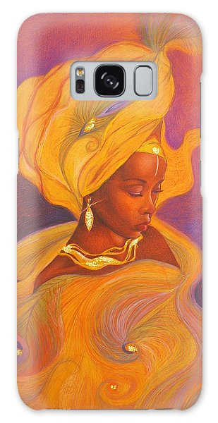 Oshun Goddess Galaxy Case