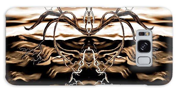 Osmar - The Lord Of The Second Dimension Galaxy Case by Yolanda Raker