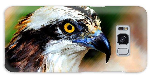Osprey Portrait Galaxy Case
