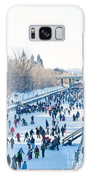 Ottawa Rideau Canal Galaxy Case by Cheryl Baxter