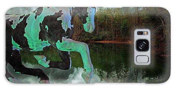 Otter Galaxy Case - Otter Lake Phantom by Betsy Knapp