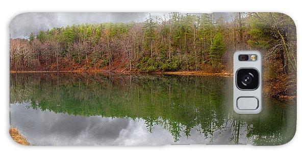 Otter Galaxy Case - Otter Lake Reflections by Betsy Knapp