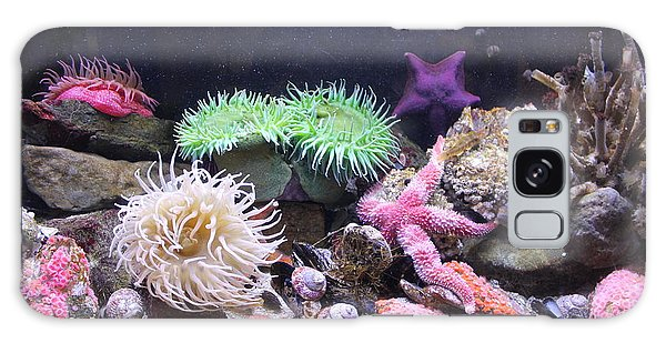 Our Colourful Underwater World Galaxy Case