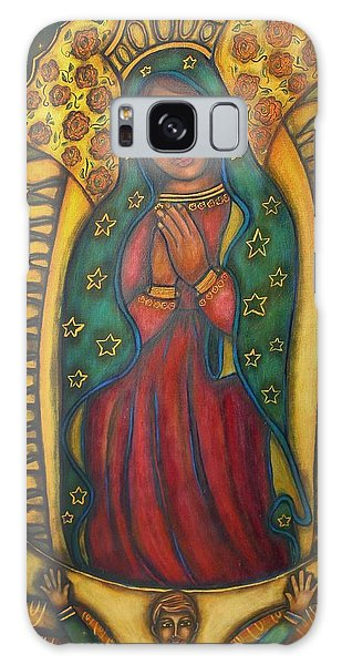 Marie Galaxy Case - Our Lady Of Glistening Grace by Marie Howell Gallery