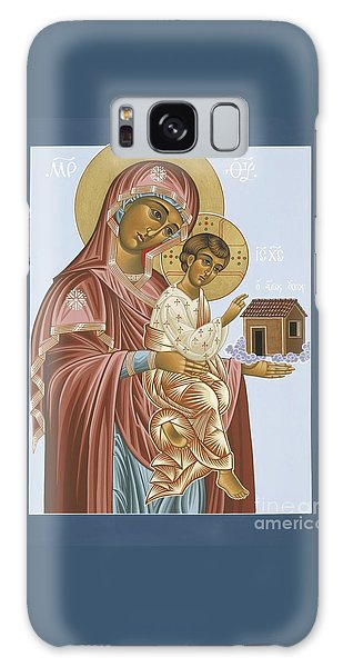Our Lady Of Loretto 033 Galaxy Case
